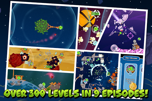 angry birds space download for android