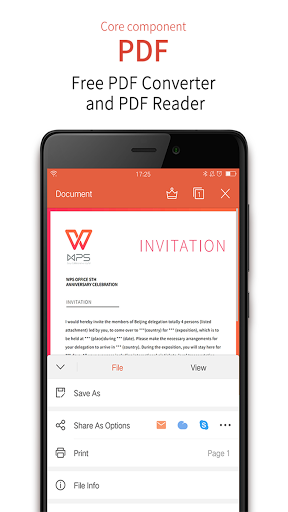 Kingsoft Office for Android - Free Download - Zwodnik