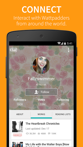 Wattpad for Android - Free Download - Zwodnik