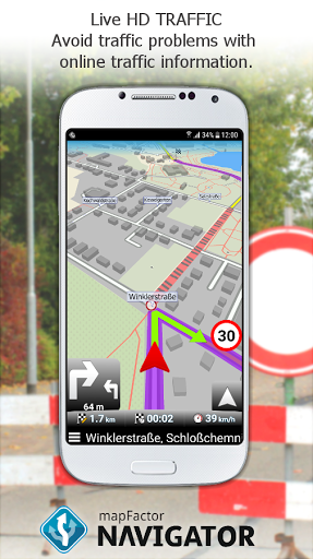 MapFactor Navigator for Android - Free Download - Zwodnik