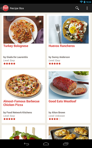 Food network in the kitchen for android free download zwodnik food network in the kitchen screenshot forumfinder Images