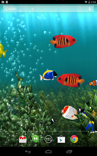 Aquarium free live wallpaper for android free download zwodnik aquarium free live wallpaper screenshot voltagebd Image collections