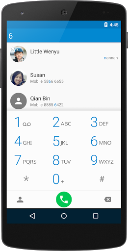 exDialer for Android - Free Download - Zwodnik