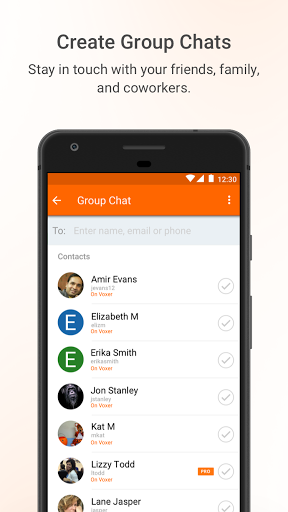 Voxer for Android - Free Download - Zwodnik