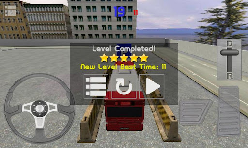 Bus Parking 3D for Android - Free Download - Zwodnik
