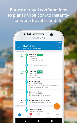 TripIt for Android - Free Download - Zwodnik