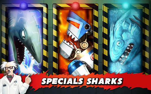 Hungry Shark Evolution for Android - Free Download - Zwodnik
