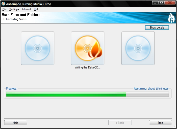 dvd writer software free download