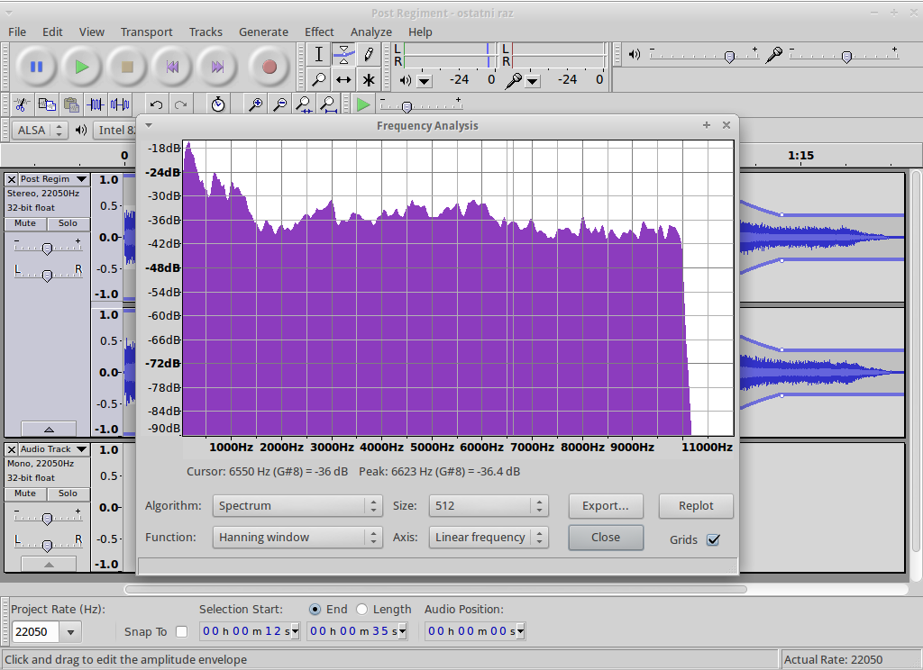 Audacity for Linux - Free Download - Zwodnik