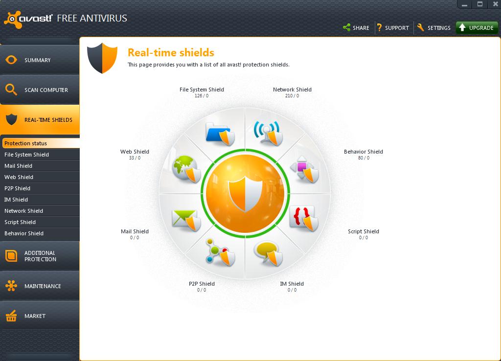 download avast antivirus for windows