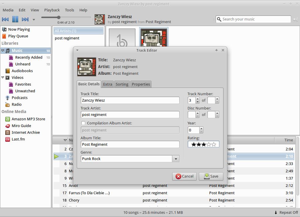 Download banshee for linux 2. 6. 1 – linux.