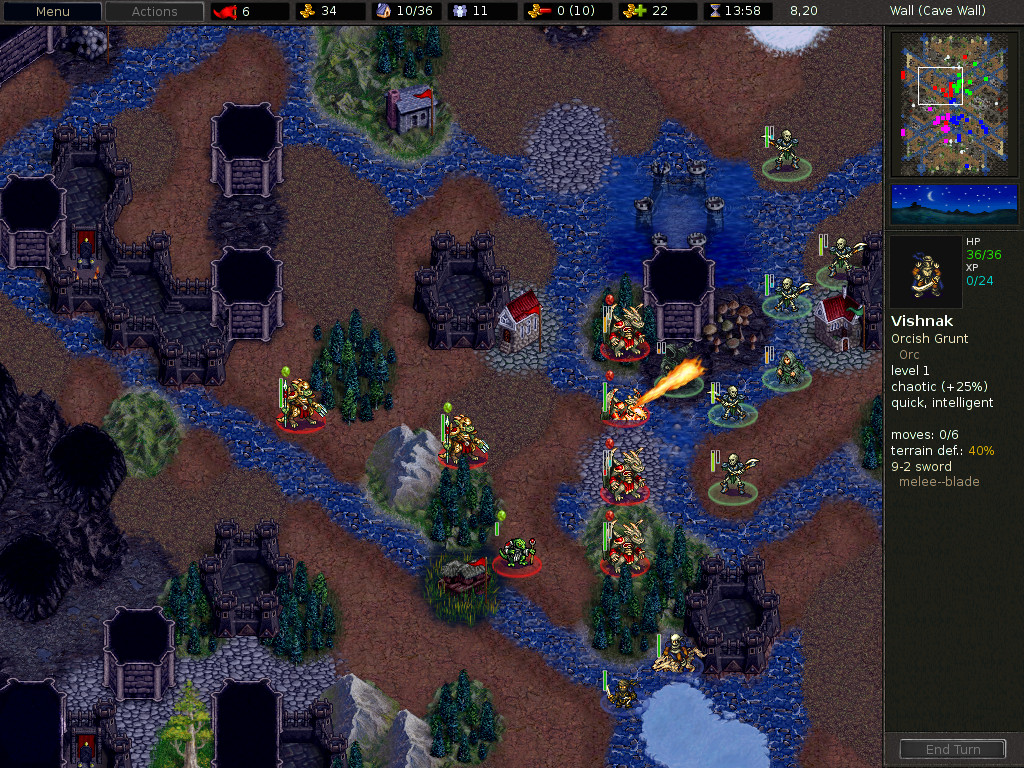 Battle for wesnoth for windows free download zwodnik battle for wesnoth screenshot gumiabroncs Gallery