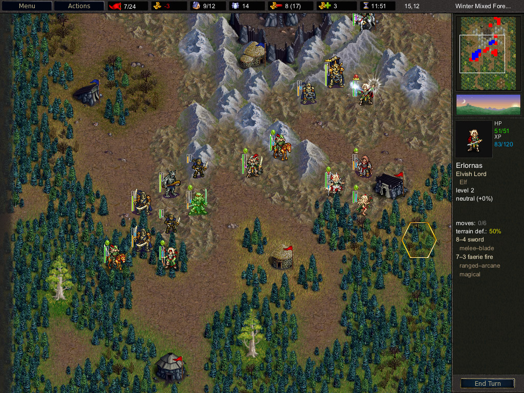 Battle for wesnoth for windows free download zwodnik battle for wesnoth screenshot gumiabroncs Image collections