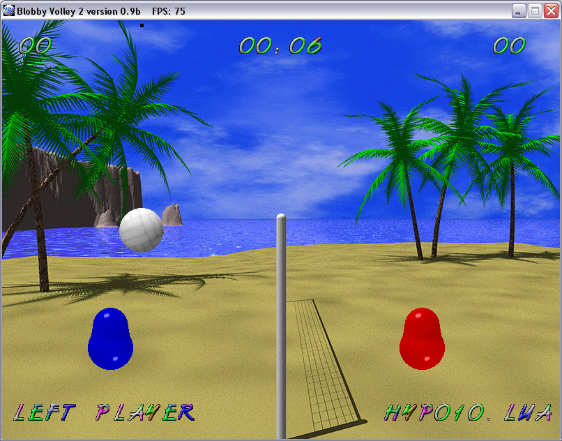 Blobby volleyball free download.