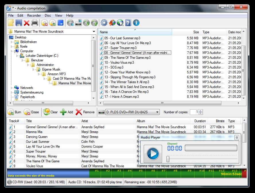 cd burner per windows 7 gratis