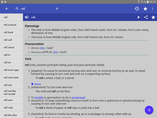 English Dictionary - Offline for Android - Free Download
