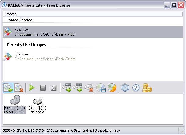 DAEMON Tools Lite for Windows - Free Download - Zwodnik