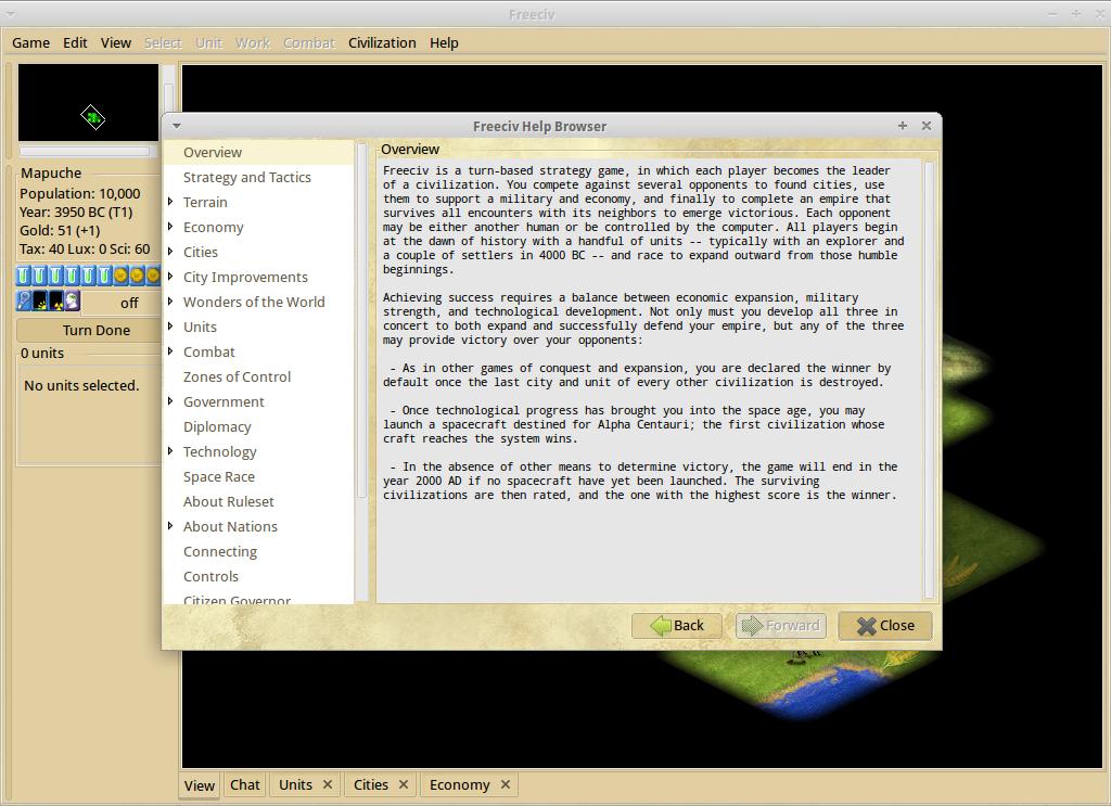 Freeciv for Linux - Free Download - Zwodnik