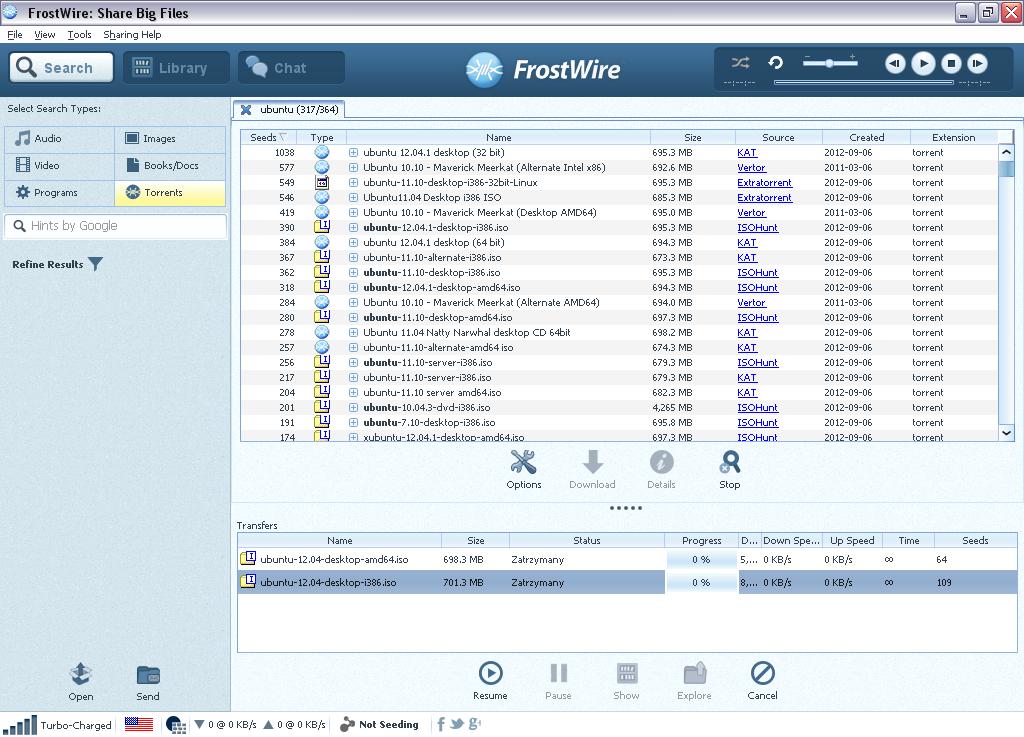 frostwire 5.6 6