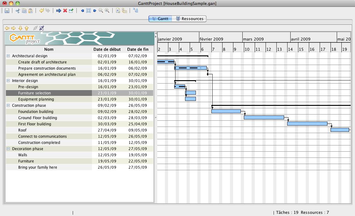 Ganttproject free download zwodnik ganttproject screenshot ccuart Choice Image