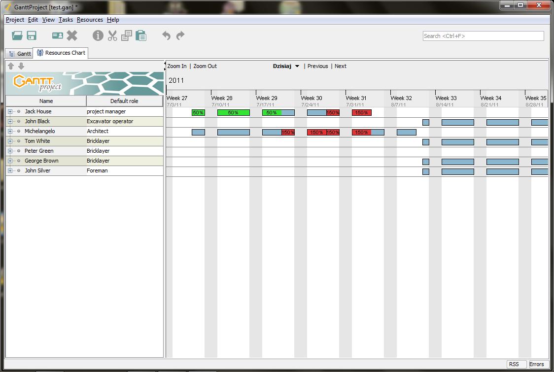 Ganttproject for windows free download zwodnik ganttproject screenshot ccuart Image collections