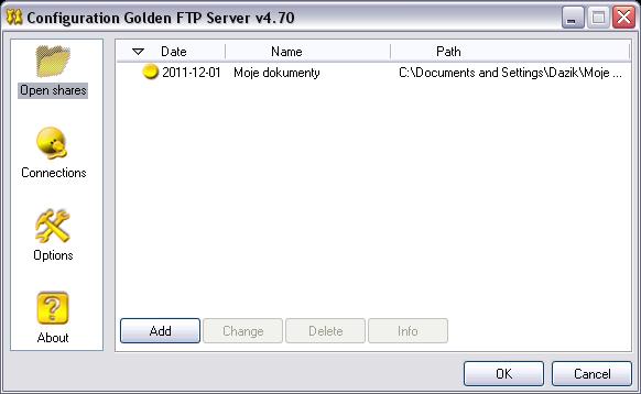 Golden Ftp Сервер Скачать - фото 11