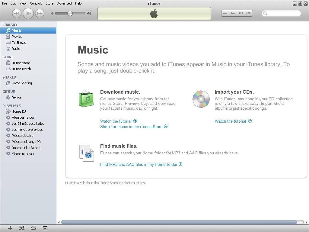 iTunes for Windows - Free Download - Zwodnik
