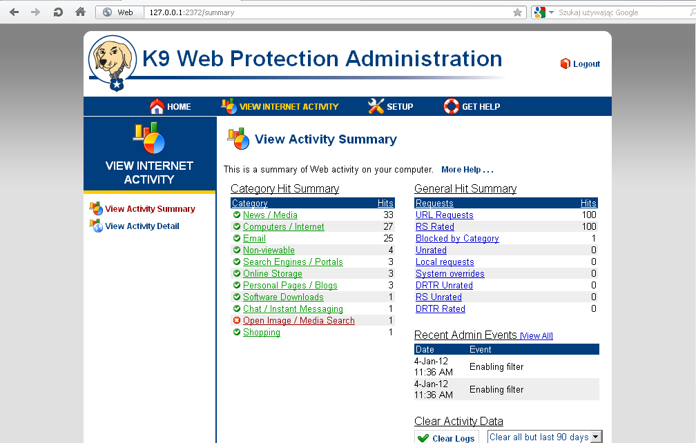 K9 web protection for windows free download zwodnik.