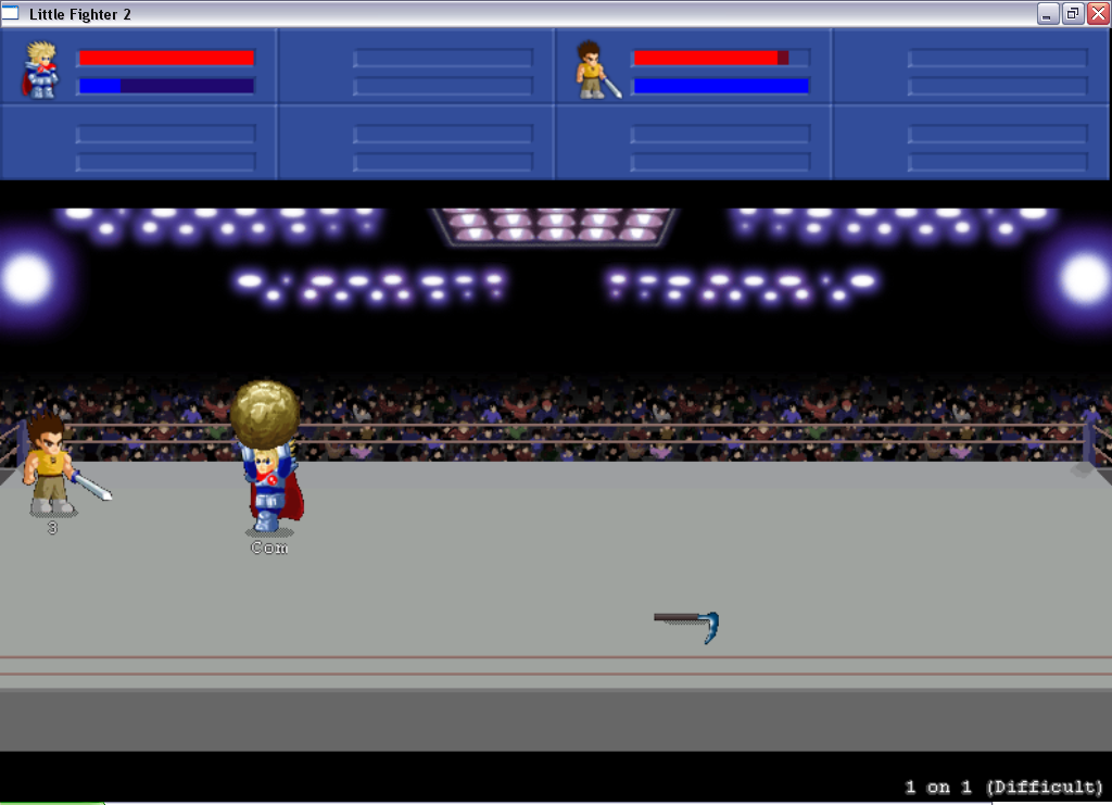 little fighter 2 new version