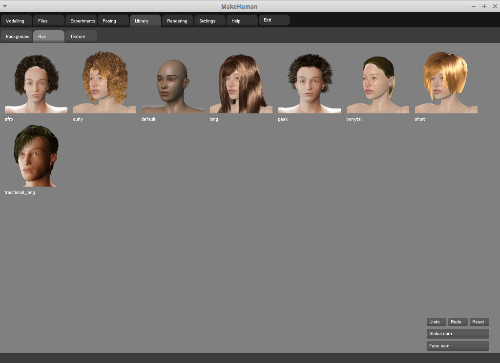 Makehuman models download