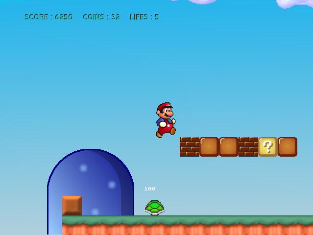 mario game  free for windows xp