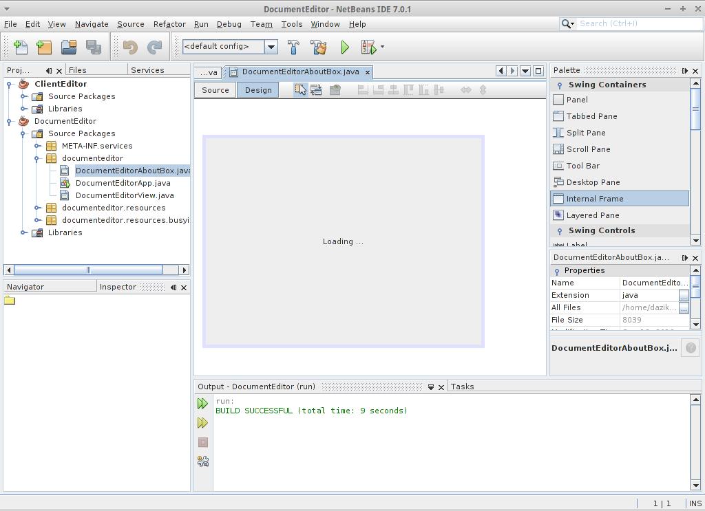 NetBeans IDE for Linux - Free Download - Zwodnik