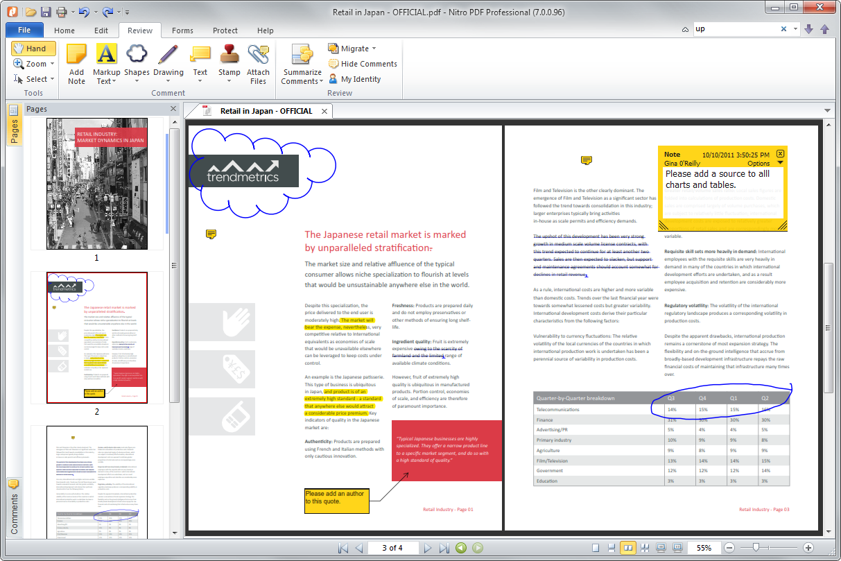 Скачать pdf reader professional