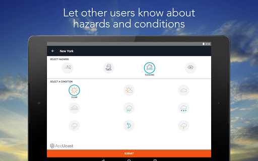 AccuWeather for Android - Free Download - Zwodnik