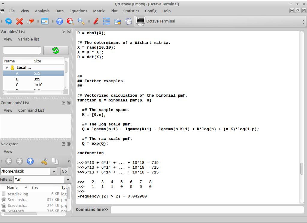 octave 3.6.2 windows 7