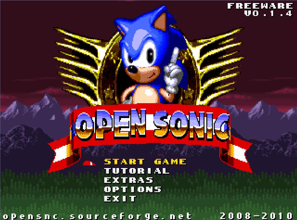Open Sonic for Windows - Free Download - Zwodnik