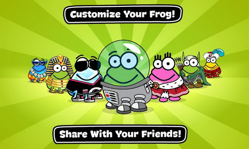 Tap the Frog: Doodle for Android - Free Download - Zwodnik