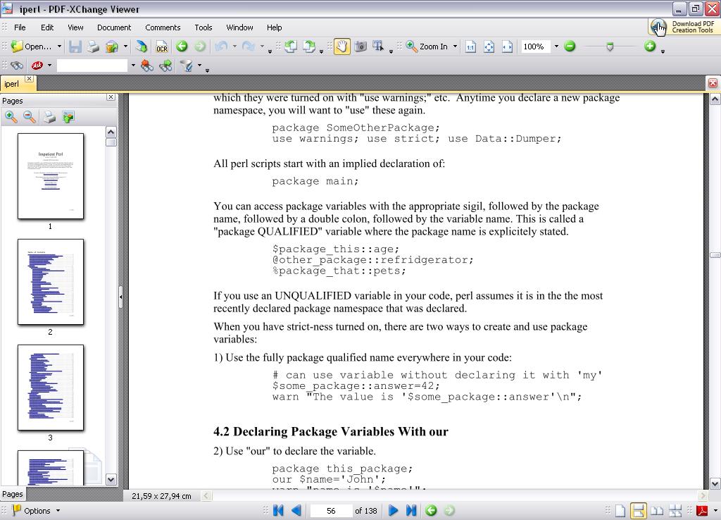 pdf xchange viewer download