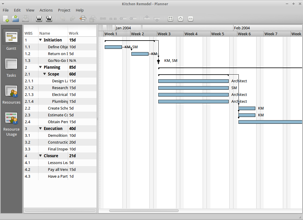 Planner for linux free download zwodnik planner screenshot ccuart Image collections