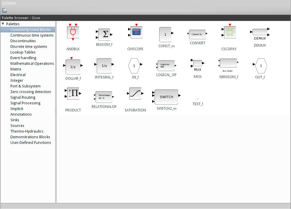 Scilab for Linux - Free Download - Zwodnik