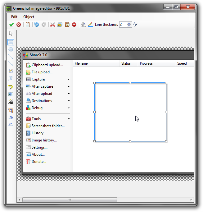 ShareX for Windows - Free Download - Zwodnik