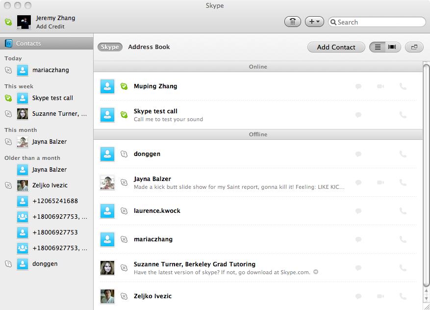 Skype free download zwodnik skype screenshot ccuart Images