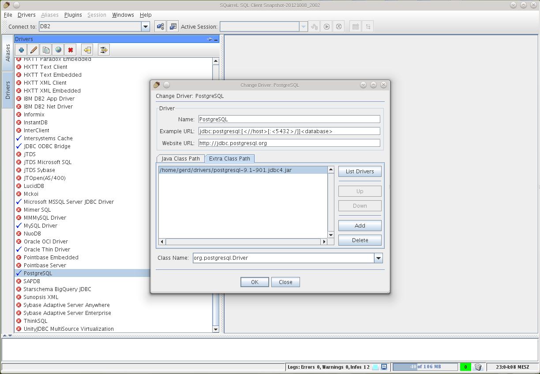 SQuirreL SQL for Windows - Free Download - Zwodnik