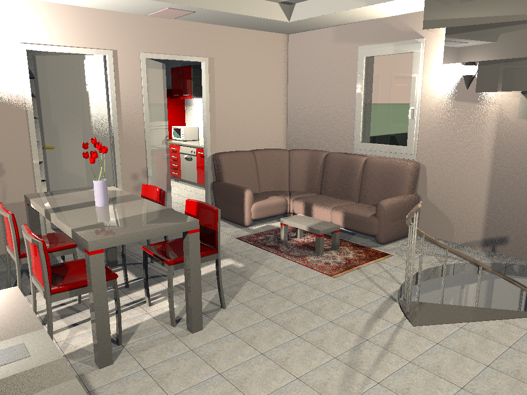 Sweet Home 3D screenshot. Sweet Home 3D for Linux   Free Download   Zwodnik