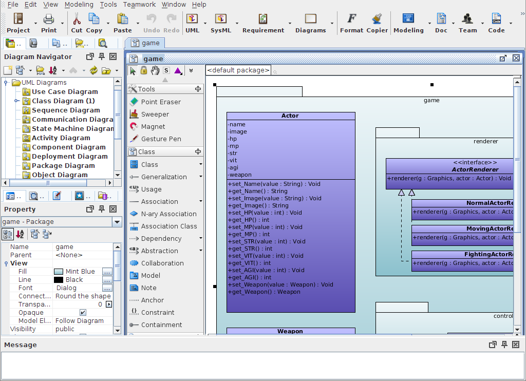 Visual paradigm for uml for linux free download zwodnik visual paradigm for uml screenshot ccuart Image collections