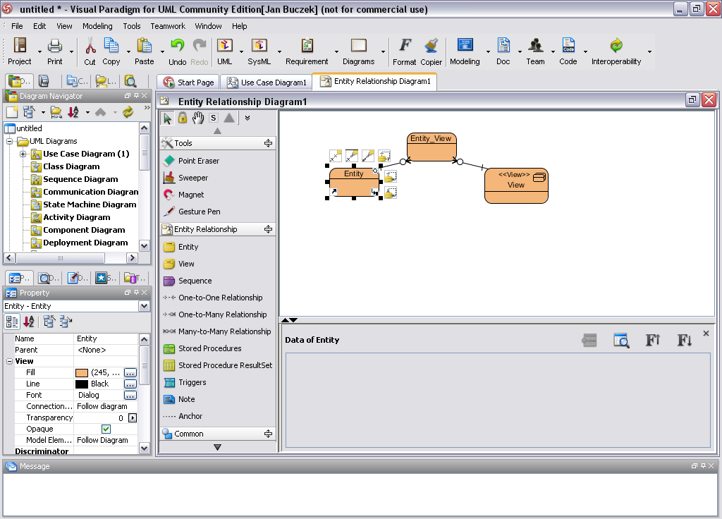Visual paradigm for uml for windows free download zwodnik visual paradigm for uml screenshot ccuart Gallery