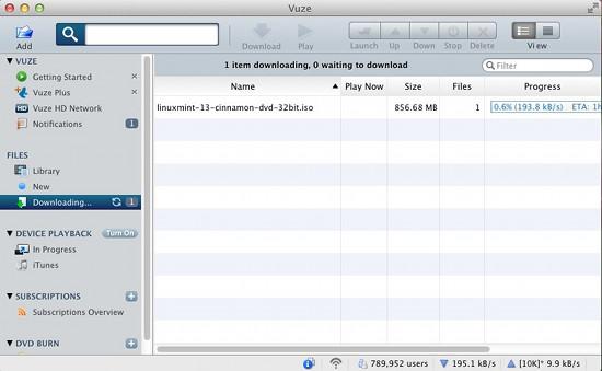 vuze mac free download