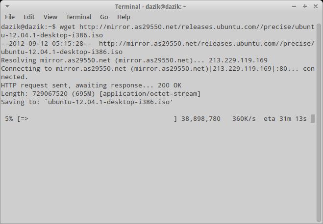 wget for Linux - Free Download - Zwodnik
