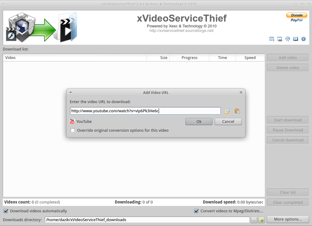 xvideoservicethief download linux i