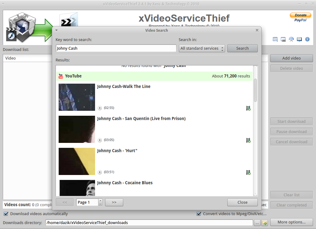 Xvideos xvideoservicethief 2018 linux ddos attack online free download
